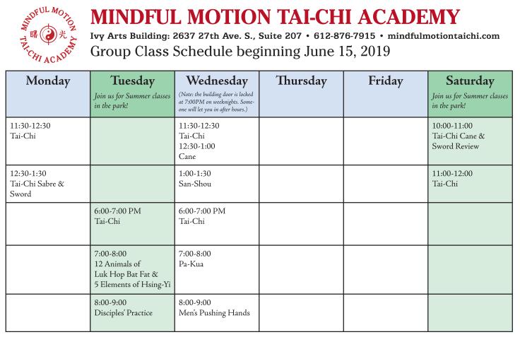 MMTCA Schedule web June 2019
